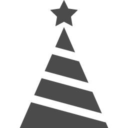 クリスマスツリーアイコン アイコン素材ダウンロードサイト Icooon Mono 商用利用可能なアイコン素材が無料 フリー ダウンロードできるサイト