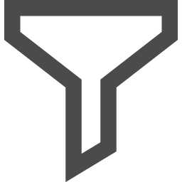 フィルタの無料アイコン2 アイコン素材ダウンロードサイト Icooon Mono 商用利用可能なアイコン素材が無料 フリー ダウンロードできるサイト