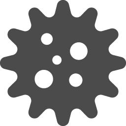 ノロウィルスアイコン アイコン素材ダウンロードサイト Icooon Mono 商用利用可能なアイコン素材が無料 フリー ダウンロードできるサイト