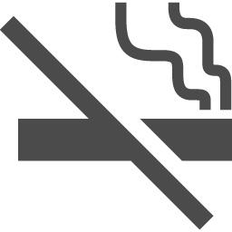 禁煙アイコン アイコン素材ダウンロードサイト Icooon Mono 商用利用可能なアイコン素材が無料 フリー ダウンロードできるサイト