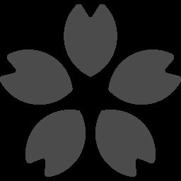 桜のフリーアイコン アイコン素材ダウンロードサイト Icooon Mono 商用利用可能なアイコン素材が無料 フリー ダウンロードできるサイト
