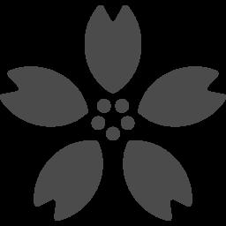 桜アイコン アイコン素材ダウンロードサイト Icooon Mono 商用利用可能なアイコン素材が無料 フリー ダウンロードできるサイト