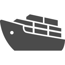 輸送船アイコン アイコン素材ダウンロードサイト Icooon Mono 商用利用可能なアイコン素材が無料 フリー ダウンロードできるサイト