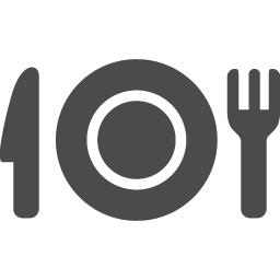 食事アイコン アイコン素材ダウンロードサイト Icooon Mono 商用利用可能なアイコン素材が無料 フリー ダウンロードできるサイト