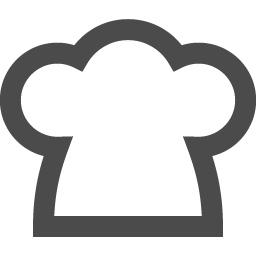 コックアイコン アイコン素材ダウンロードサイト Icooon Mono 商用利用可能なアイコン素材が無料 フリー ダウンロードできるサイト