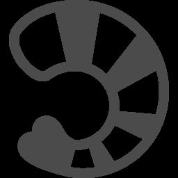 むきエビの無料イラスト2 アイコン素材ダウンロードサイト Icooon Mono 商用利用可能なアイコン 素材が無料 フリー ダウンロードできるサイト